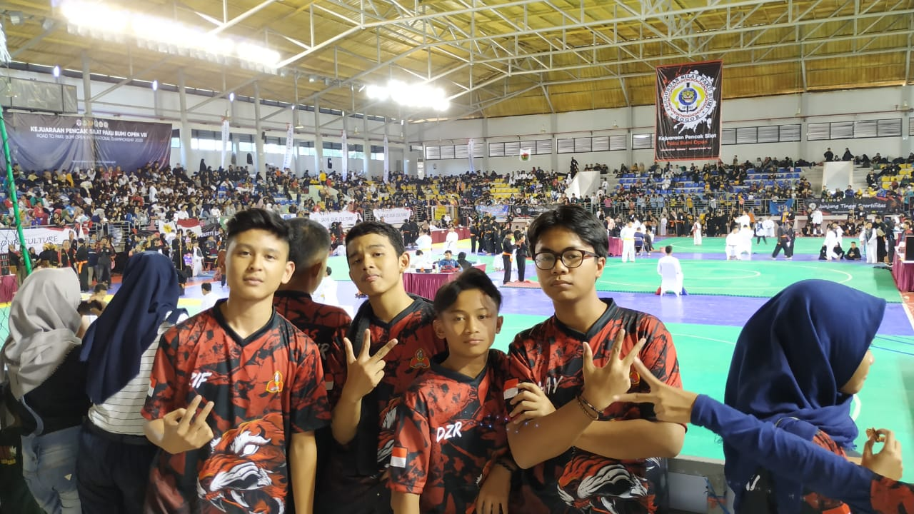 EGS Students Win 2 Gold & 3 Silver Medals in the International Pencak Silat Championship